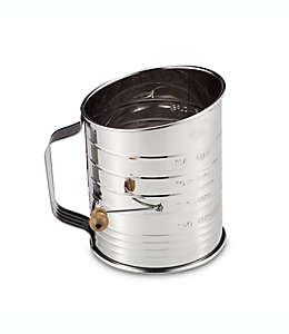 Cernidor con manivela Mrs. Anderson's Baking®, de 5 tz