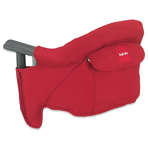 Inglesina Fast Table Chair In Red Buybuy Baby