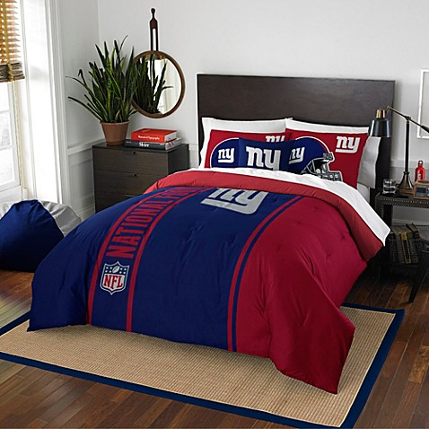 Awesome NFL New York Giants Bedding