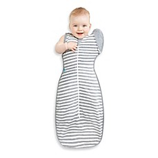 image of Love to Dream™ Love to Swaddle UP™ 50/50 Transition Swaddle in Grey