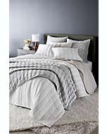Funda para almohada euro O&O by Olivia & Oliver™ con diseño de diamantes color gris