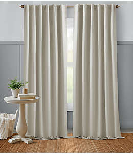 Cortina Bee & Willow™ Home, 2.13 m color gris pómez