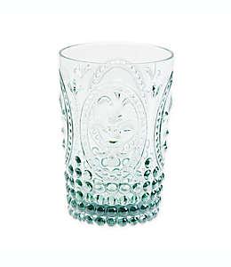 Vaso de plástico old fashion Destination Summer vintage color verde