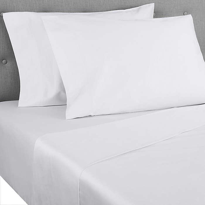 Set de sábanas matrimoniales de algodón NestWell™
