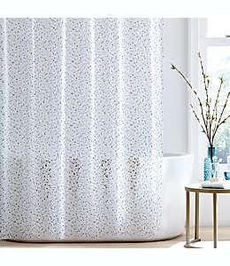 Cortina de baño de PEVA Simply Essential™ Confetti