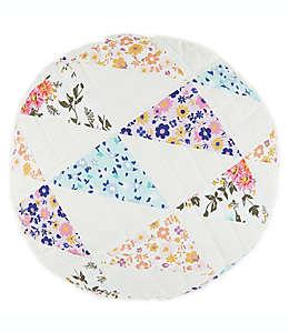 Cojín decorativo de poliéster Wild Sage™ Penelope con diseño de retazos