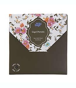 Tarta de cera Wild Sage® aroma a Capri Pomelo de 85 g, Paquete de 8