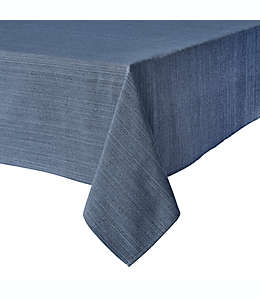Mantel rectangular de algodón Our Table™ de 1.52 x 2.13 m color azul marino