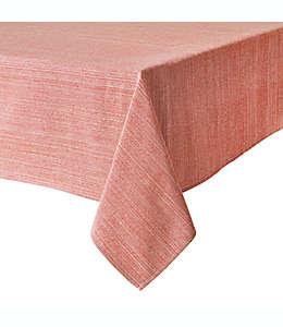 Mantel rectangular de algodón Our Table™ de 1.52 x 2.13 m color rojo