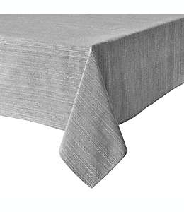 Mantel rectangular de algodón Our Table™ de 1.52 x 2.13 m color gris