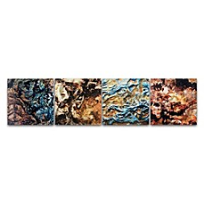 image of mother earth 4panel wall art