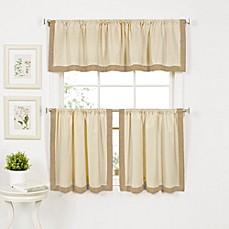 Image Of Wilton Window Curtain Tier Pairs