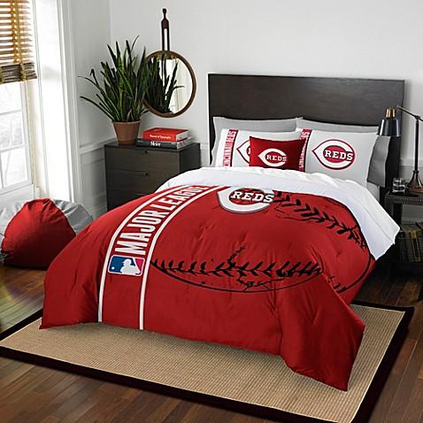 mlb team bedding, mlb full-size comforter sets - bed bath & beyond