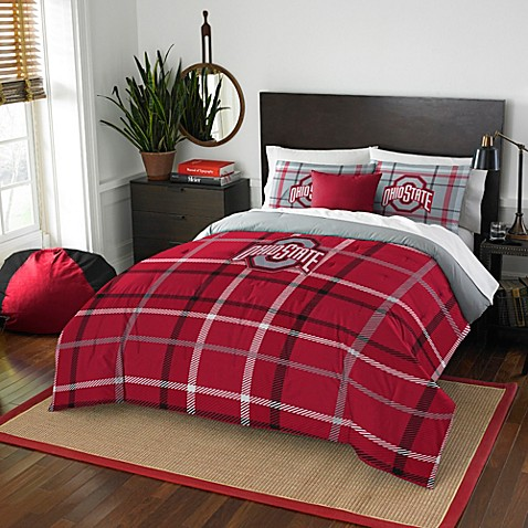 Ohio State University Bedding