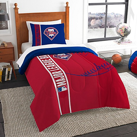 Phillies Bedding Set Twin