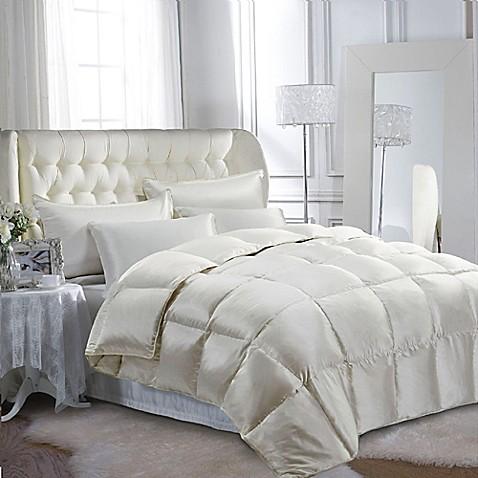 wamsutta collection silk goose down comforter bed bath