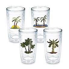 image of Tervis® Palm Tree 16 oz. Tumbler Set of 4