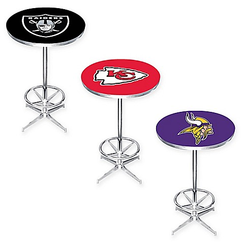 Nfl pub table bed bath beyond nfl pub table watchthetrailerfo
