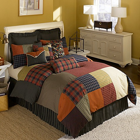 Donna Sharp Woodland Square Duvet Cover