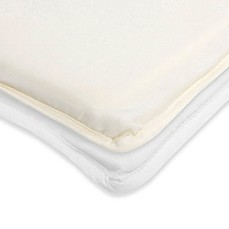 image of Arm's Reach Co-Sleeper® Ideal Cotton Fitted Sheet
