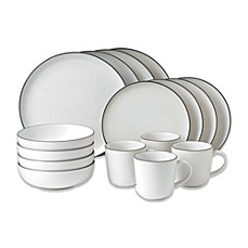 image of Gordon Ramsay by Royal Doulton® Bread Street 16-Piece Dinnerware Set in White