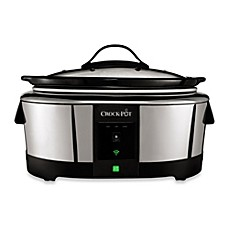 image of Crock-Pot® Smart Slow Cooker enabled with WeMo™