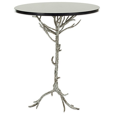 Safavieh Carolyn Accent Table in Black