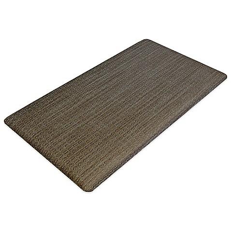 Designer S Edge 18 Inch X 36 Inch Comfort Mat Bed Bath
