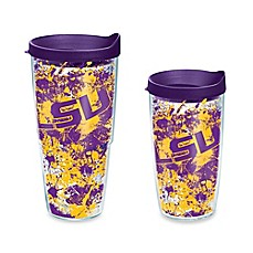 image of Tervis® Louisiana State University Splatter Wrap Tumbler with Lid