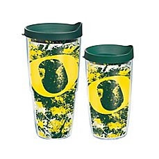 image of Tervis® University of Oregon Splatter Wrap Tumbler with Lid