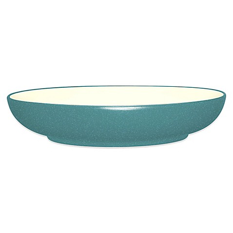 Noritake® Colorwave Pasta Serving Bowl in Turquoise
