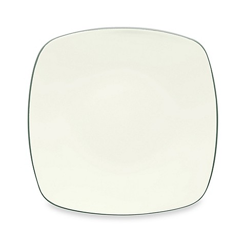 Noritake® Colorwave Square Salad Plate in Green
