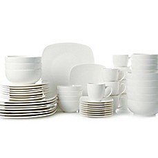 Gibson Home Madison Court 48-Piece Dinnerware Set  sc 1 st  Bed Bath u0026 Beyond : porcelain sets dinnerware - pezcame.com