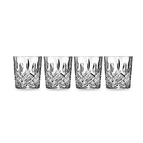 Marquis® by Waterford Markham Double Old Fashioned (Set of 4)