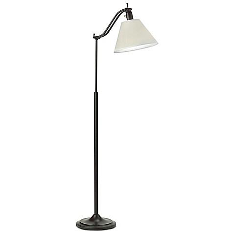 OttLite reg  Marietta Floor LampOttLite  Marietta Floor Lamp   Bed Bath   Beyond. Ott Light Floor Lamp With Tray. Home Design Ideas