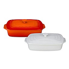 image of Le Creuset® 3.5 qt. Covered Rectangular Casserole