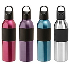 image of OXO Good Grips® Push Top 24 oz. Water Bottle