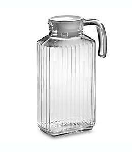 Jarra de vidrio Quadro®, de 1.69 L con tapa