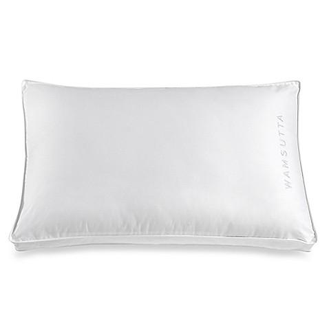 Image Of Wamsutta Firm Back Sleeper Pillow