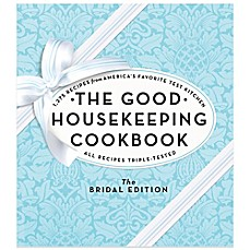 image of Sterling Publishing The Good Housekeeping Cookbook: The Bridal Edition