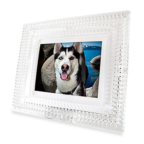 Waterford® Crystal 8-Inch Digital Photo Frame - Bed Bath & Beyond