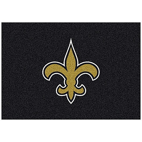 Buy Nfl New Orleans Saints 7 Foot 8 Inch X 10 Foot 9 Inch