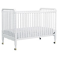 image of DaVinci Jenny Lind Stationary Crib in White