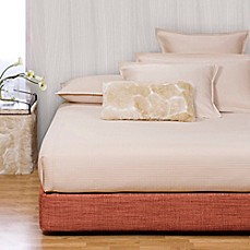 image of Howard Elliott® Sterling Box Spring Cover Coco Collection