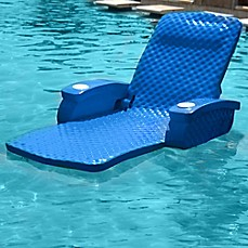 image of Super Soft® Adjustable Pool Recliner