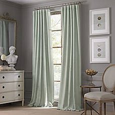 image of Valeron Estate Cotton Linen Window Curtain Panel
