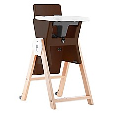 image of Joovy® HiLo High Chair in Dark Brown
