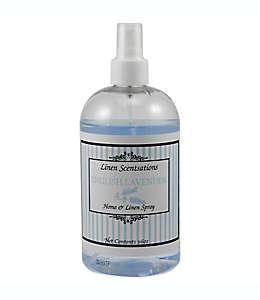 Linen Scentsations Aromatizante para hogar y blancos aroma English Lavender de 473.17 mL (16 oz)