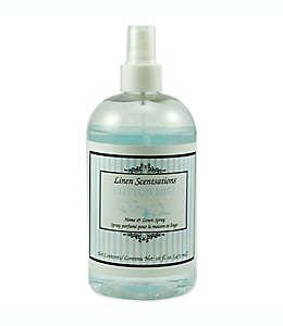 Linen Scentsations Aromatizante para hogar y blancos aroma Cotton Mist de 473.17 mL (16 oz)
