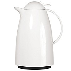 image of Frieling Auberge Quick-Tip Insulated Thermal Carafe in White
